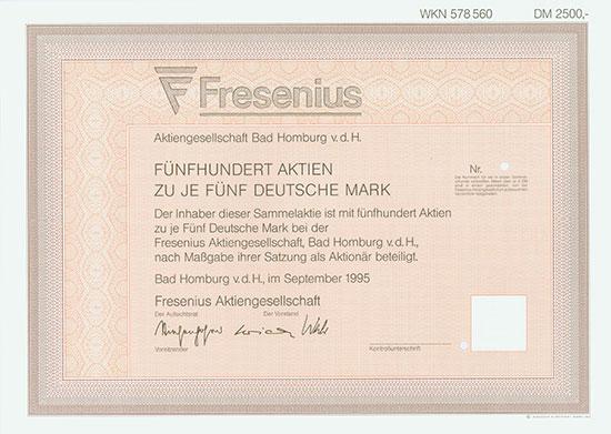 Fresenius AG