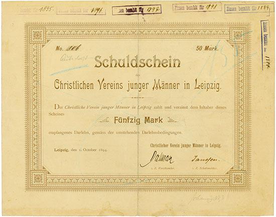 Christlicher Verein junger Männer in Leipzig