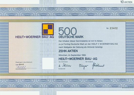 Heilit + Woerner Bau-AG