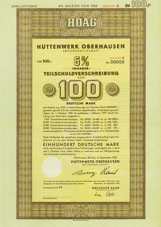 Hüttenwerk Oberhausen AG