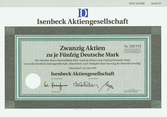 Isenbeck AG