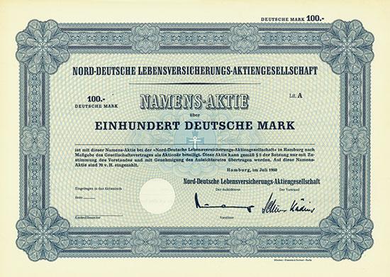 Nord-Deutsche Lebensversicherungs-AG