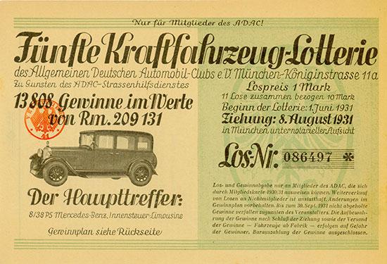 Allgemeiner Deutscher Automobil-Club e. V. (ADAC)