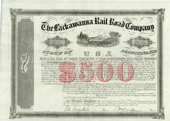 Lackawanna Rail Road Company