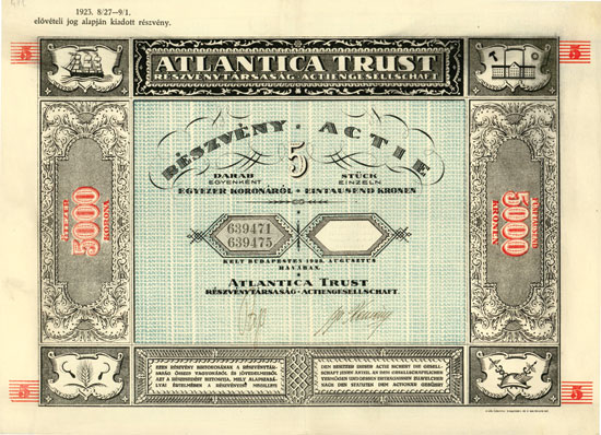 Atlantica Trust AG