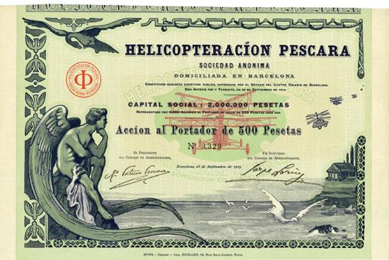 Helicopteracion Pescara Sociedad Anonima