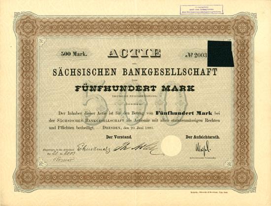 Sächsische Bankgesellschaft