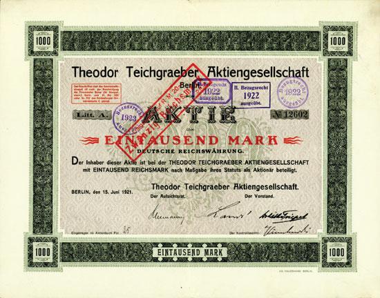 Theodor Teichgraeber AG