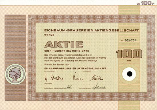 Eichbaum-Brauereien AG