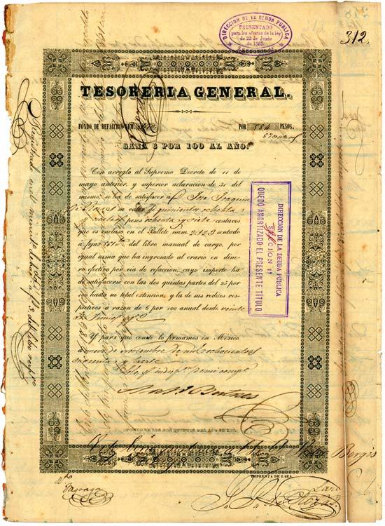Tesoreria General