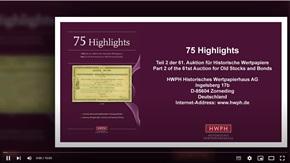 Video HWPH-Auktion 50 Highlights